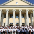 8-класниците на Американския колеж в София  https://www.acs.bg/bg/news/beginning-of-the-2020-2021-school-year-at-acs-measures-and-traditions/