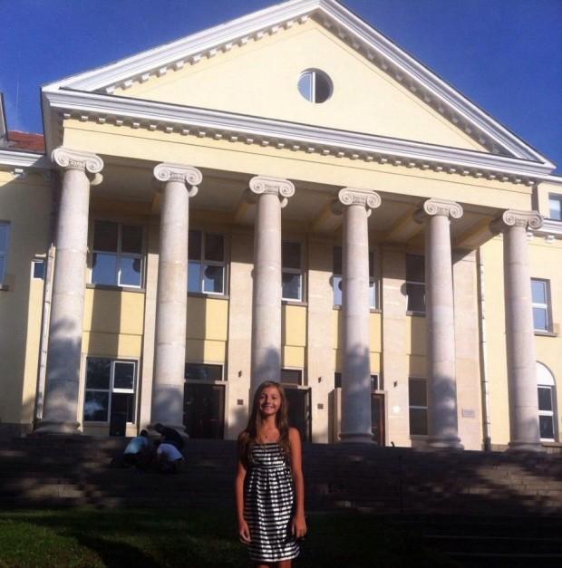 Първи учебен ден в Американския колеж в София  Снимка: Изабела Миланова