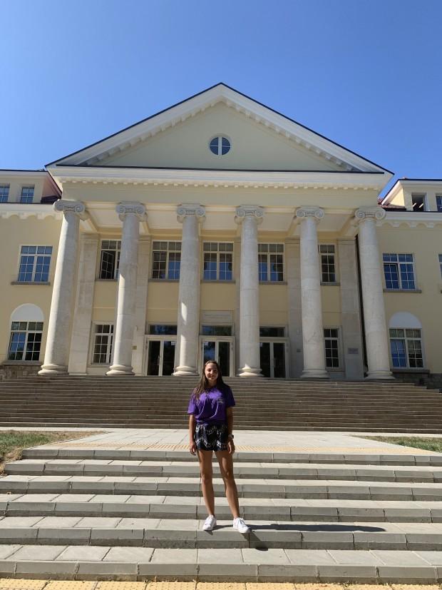 Последен ден в Американския колеж в София Снимка: Изабела Миланова