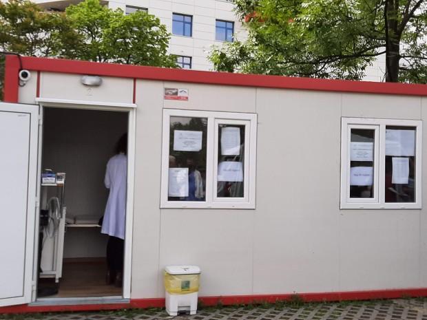 covid vaksini Aleksandrovska bolnica
