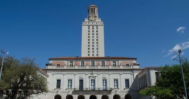 University of Texas at Austin източник: https://www.facebook.com/UTAustinTX/