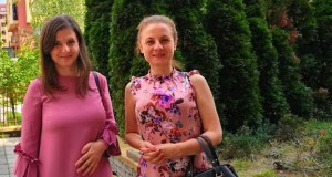 Йорданка Бонева-Благоева и Биляна Бонева-Атанасова
